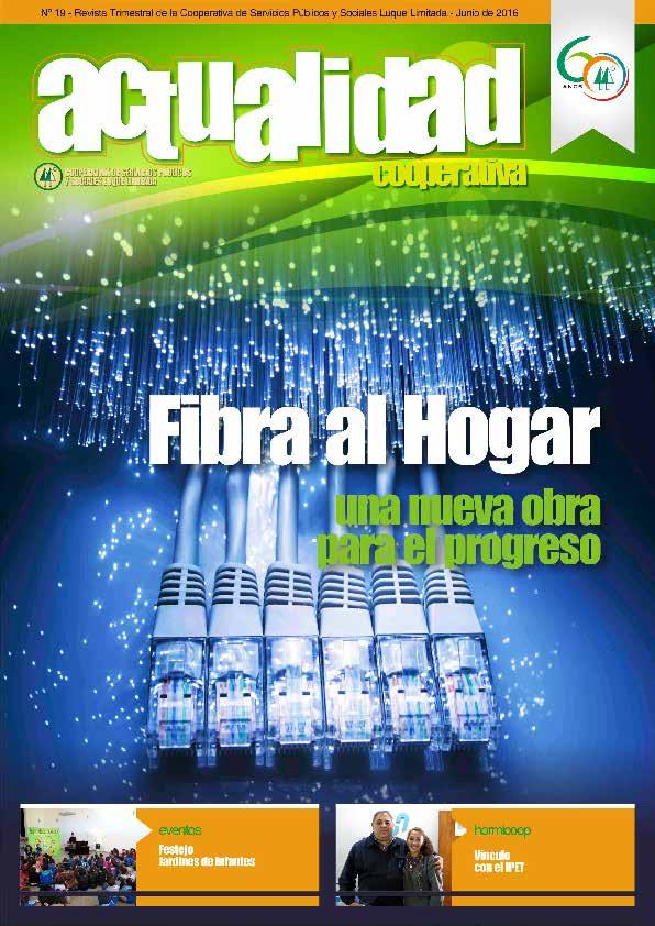 Revista Actualidad Cooperativa